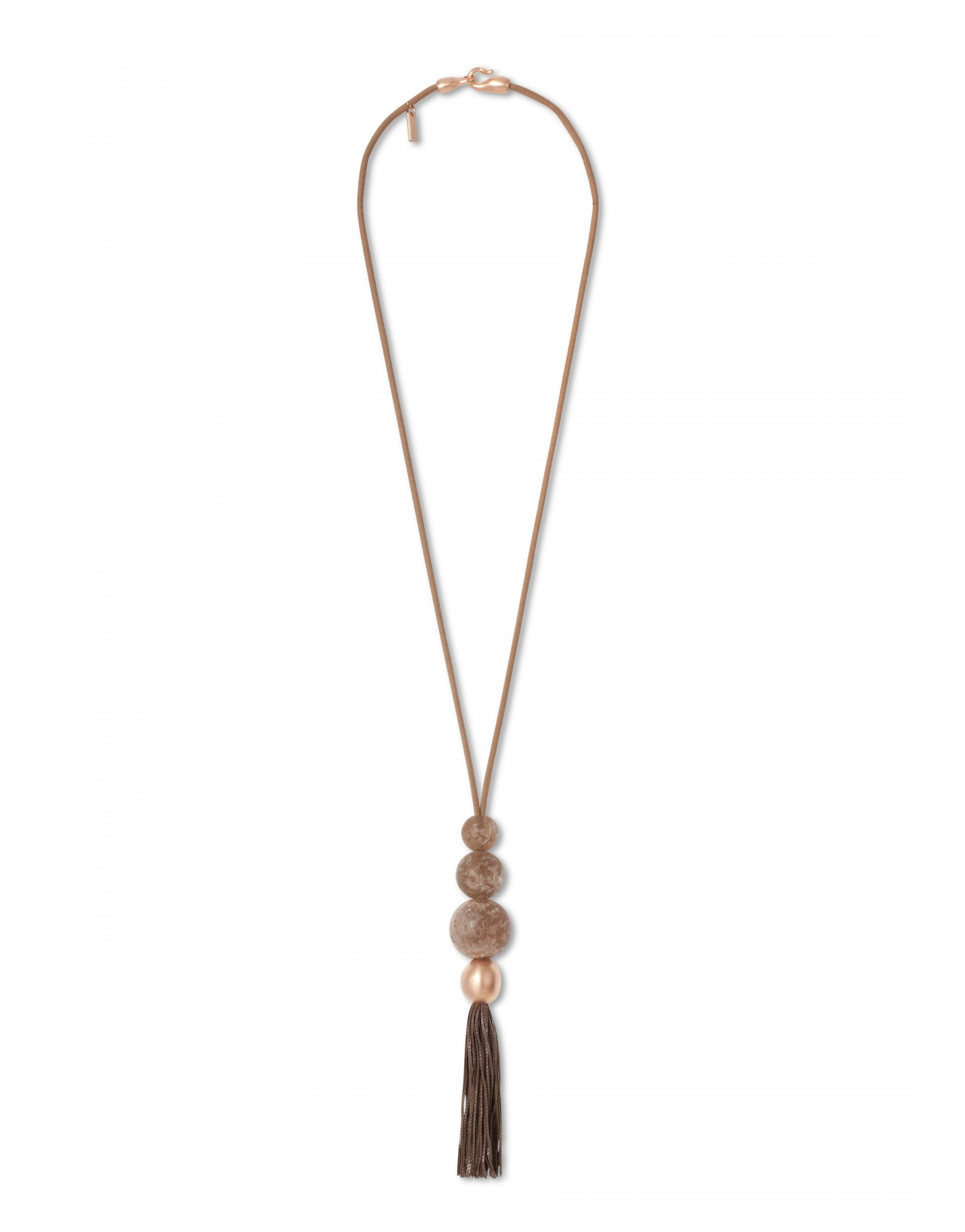 fashion dot fringe necklace p stella calla home