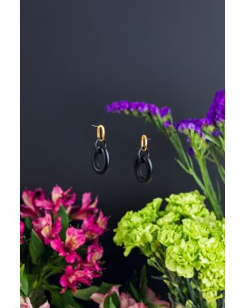 Oval Gourmet Earrings