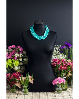 Turquoise Necklace (Double)