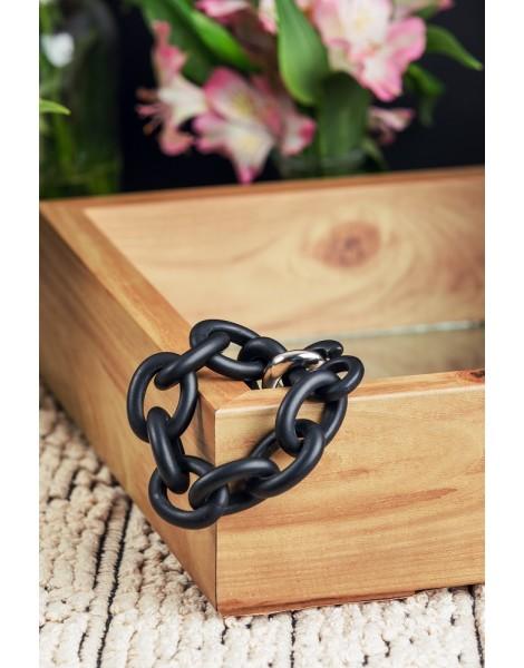 Metal Stone Bracelet