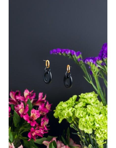 Oval Gourmet Earrings